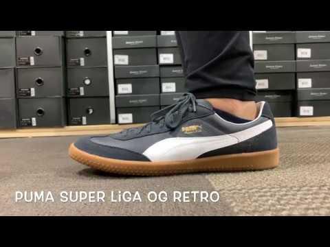 Puma Super Liga OG Retro IS AN ABSOLUTE