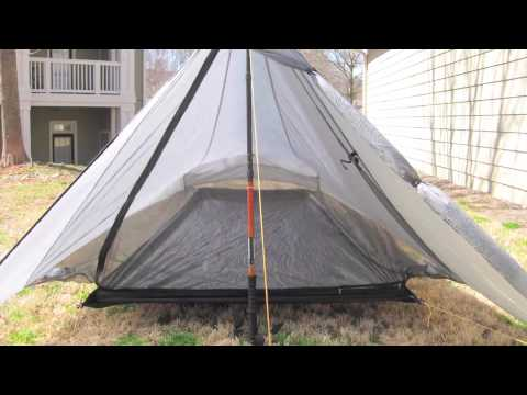 Tarptent Contrail Additional Pictures & Tarptent Contrail Additional Pictures - YouTube