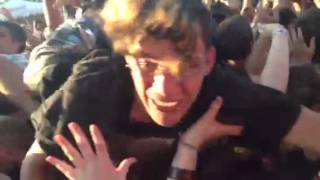 BMTH-Chelsea Smile Crowd Surfing