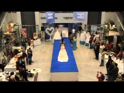 2 Coburger Hochzeitsnacht 2014  Brautmodenschau von B