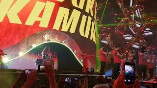 Shinsuke Nakamura Wrestlemania 34 Entrance Audience POV