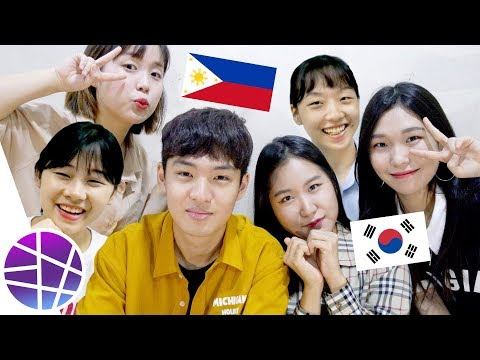 What Koreans think about living in the Philippines | EL