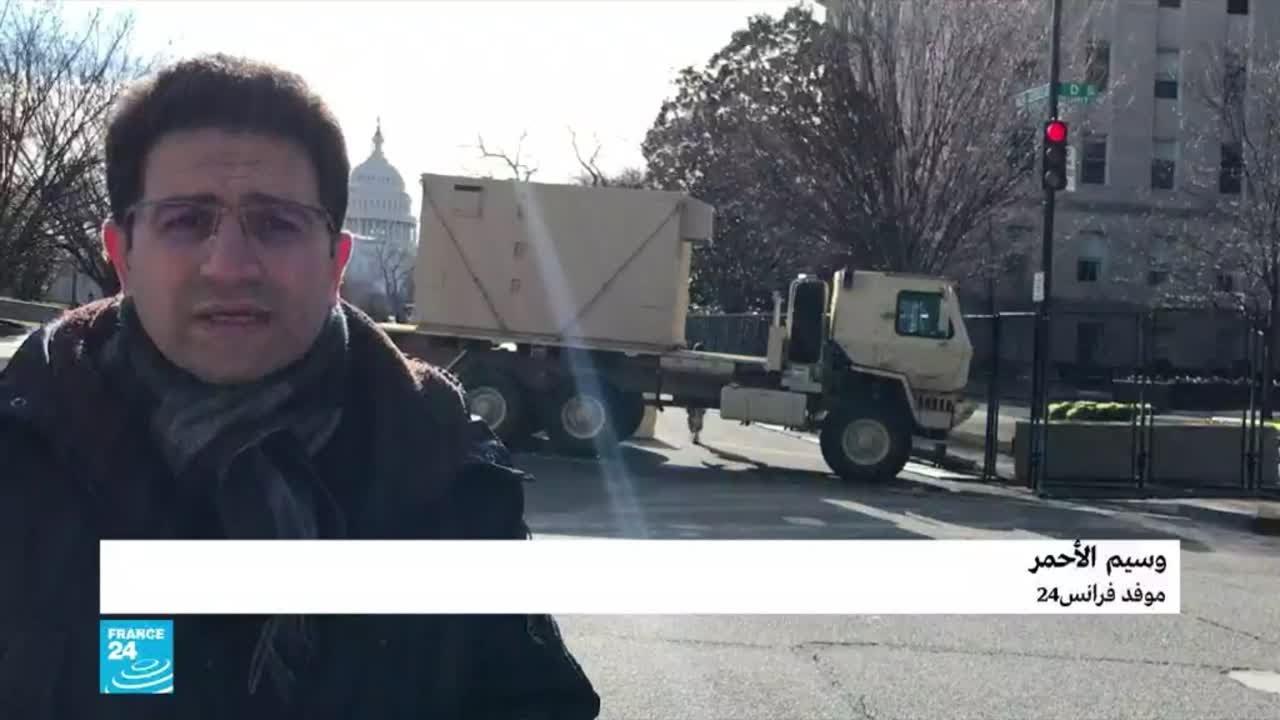 حريق -صغير- قرب مبنى الكونغرس يحدث حالة من الهلع في واشنطن  - نشر قبل 1 ساعة