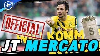 OFFICIEL : le Borussia Dortmund casse sa tirelire pour récupérer Mats Hummels | Journal du Mercato thumbnail