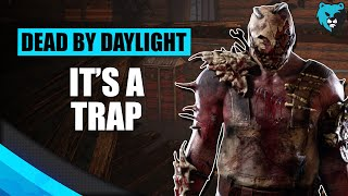 Laying the Best Traps | Dead By Daylight Trapper Killer Gameplay