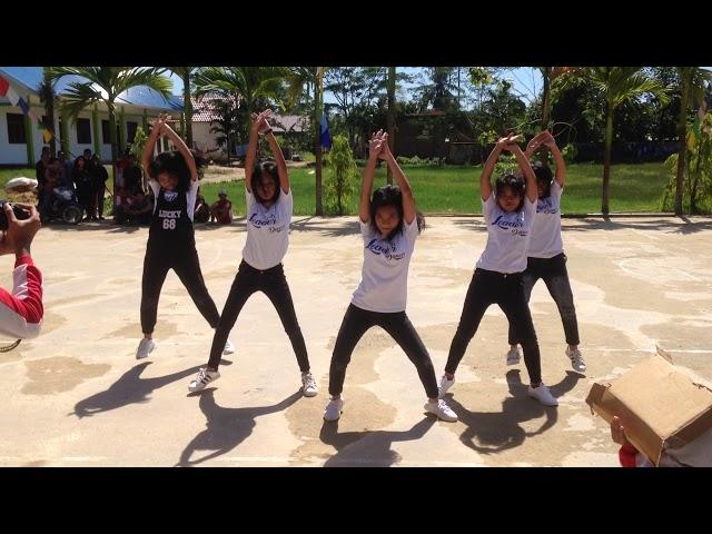 DANCE MODERN SMAN 6 SAMARINDA