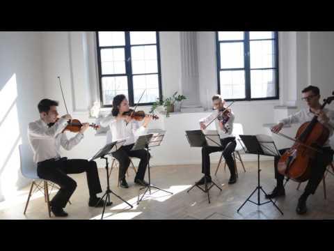 DobryTon - Coldplay - Paradise - string quartet (cover)