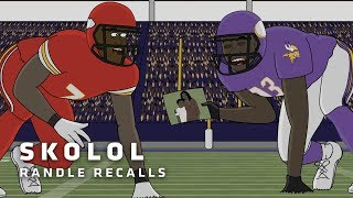 SkoLOL: Randle Recalls | Minnesota Vikings