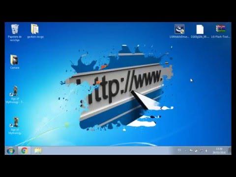 Install | Instalar Rom [KDZ] Android LG L40 D160 - D170
