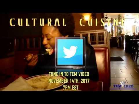 Cultural Cuisine Promo 1