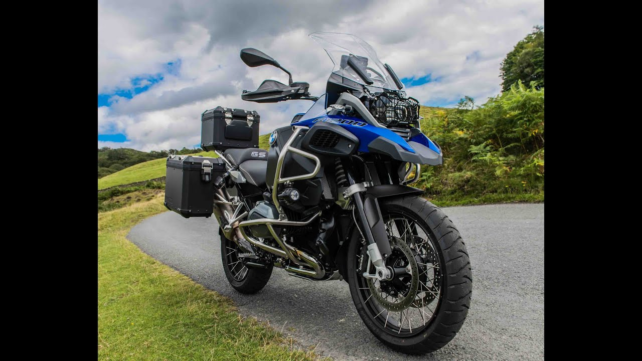 2015 BMW R1200gs Adventure - YouTube