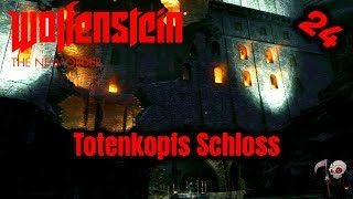 Angriff auf Totenkopfs Schloss ♦WOLFENSTEIN: THE NEW ORDER #24♦ Let's Play (Deutsch,German)