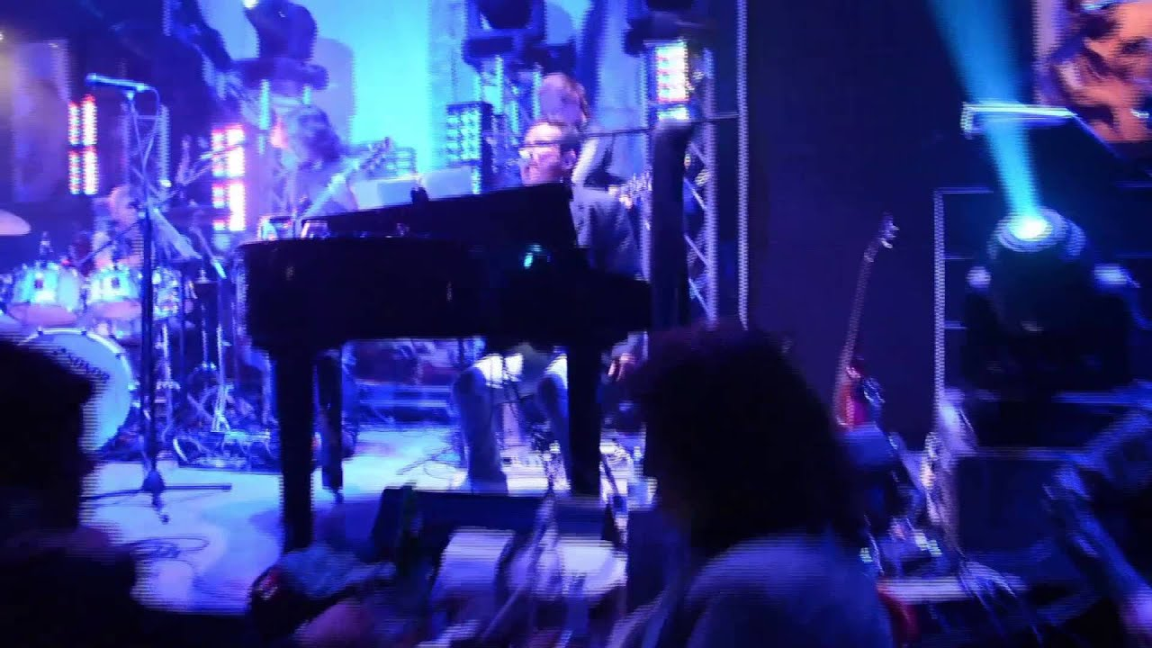 billy joel front row