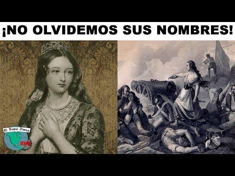 Las Seductoras: las heroínas olvidadas de la independencia de México