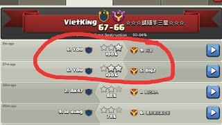 YOU VietKing Gánh Cân Cả Bầu Trời Khi team đã hoàn Toàn Bất Lực