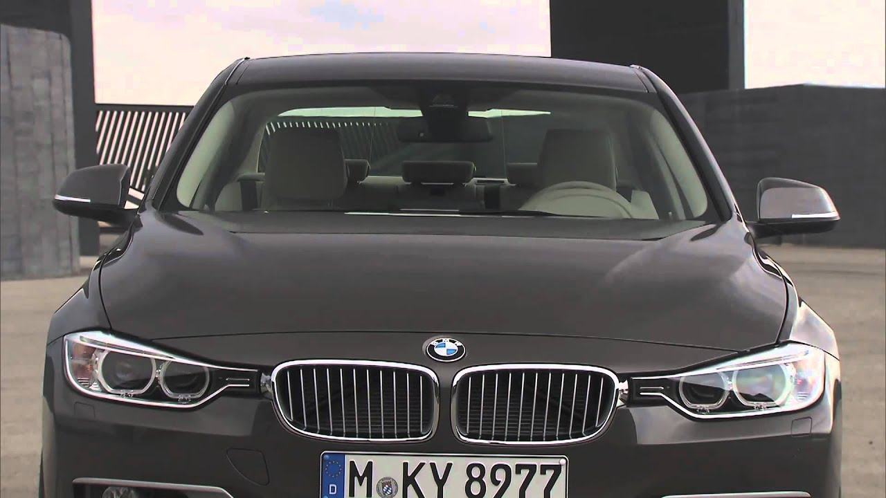 New 2012 bmw 3 series 320d modern line youtube for Bmw modern line