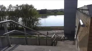 Водный мост через реку(В Германии умеют делать не только хорошие дороги, но и водные мосты через реку !!! Обалдеть !!!, 2014-08-21T16:34:30.000Z)
