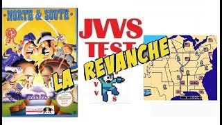 North And South La Revanche ! JVVS TEST