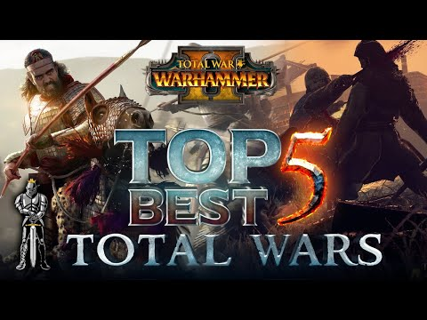 Top 5 BEST Total War Games Of All Time - Best Of The Best In 2020!