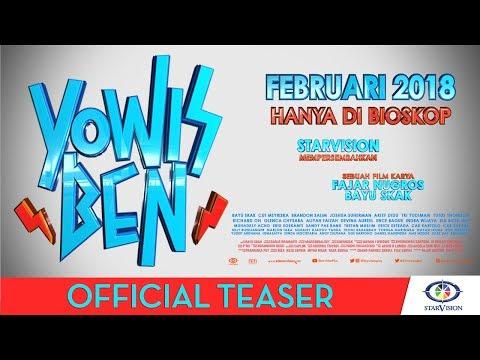 YOWIS BEN - OFFICIAL TEASER ( Film terbaru Fajar Nugros & Bayu Skak )