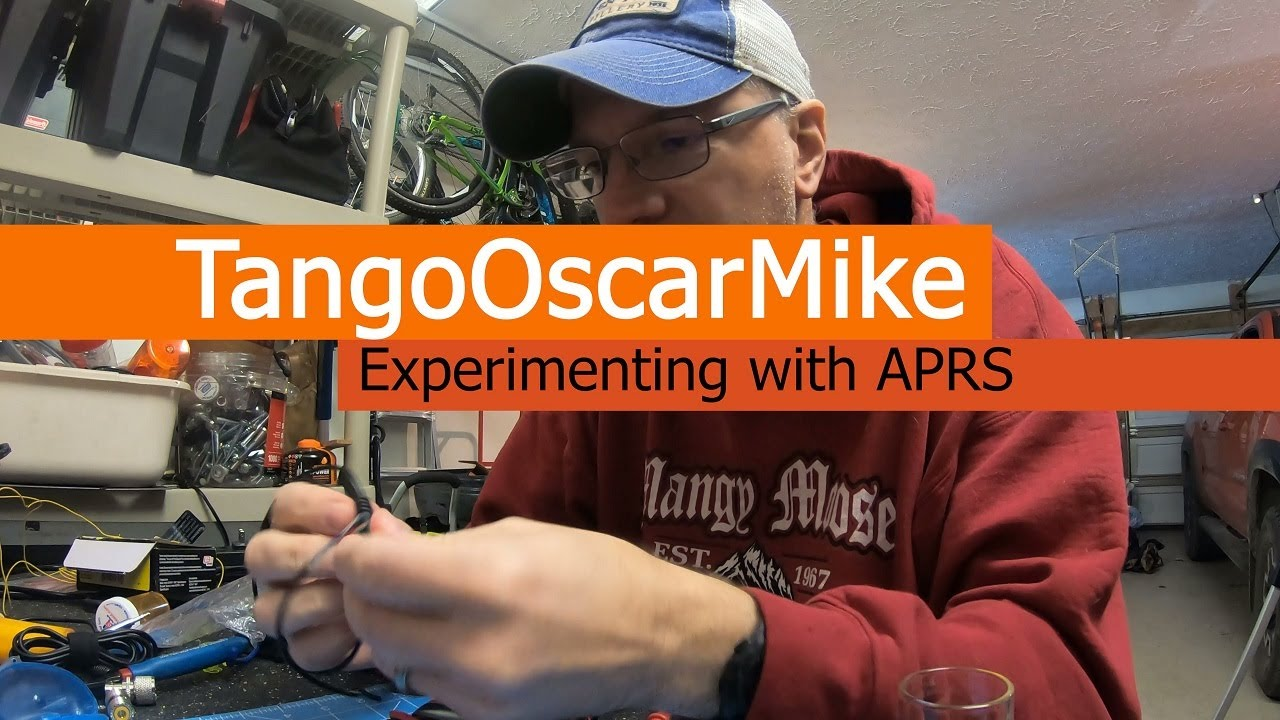 Download Experimenting with APRS