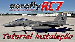 Como Instalar Aerofly RC 7 Ultimate Edition + Test