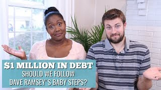 Should We Follow Dave Ramsey Baby Steps?