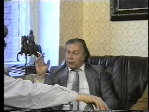 Эдуард Ходос: интервью 1993 года. Часть 1.