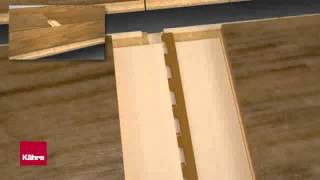 Kahrs Woodloc® 5S Installation Introduction - English