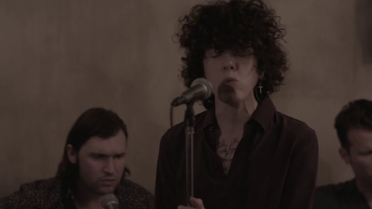 lp - strange  live session
