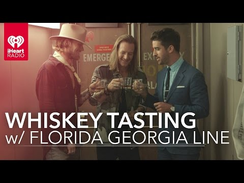 Florida Georgia Line Backstage (Whiskey Drinking) Interview | At The Back Door