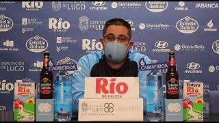 Video Diego Epifanio RP previa Tizona Universidad de Brugos Leche Río Breogán 2021