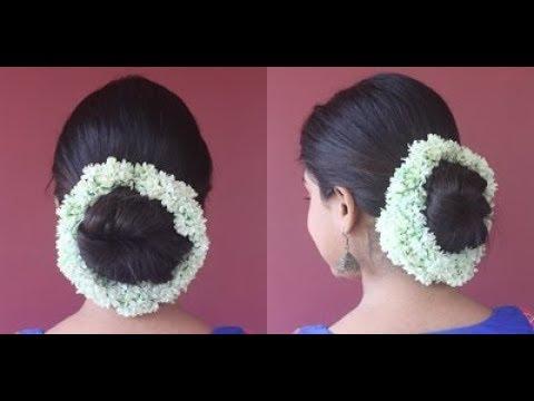 juda-hairstyle-with-jasmine-garland|hairstyle-tutorial|beautybook