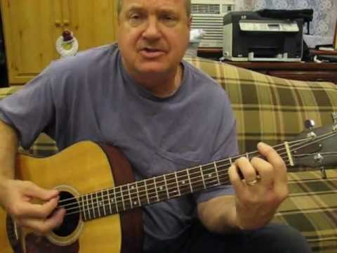 Watching and Waiting tutorial Moody Blues - YouTube