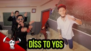 Diss To YGS (Mc Şadırvan ft Metehan)
