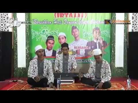 Jamalukum ahmad wardoyo new kharisma nada sholawat live in gentasari irtajal 6 oktober 2017