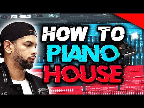 HOW TO MAKE PIANO HOUSE LIKE MK - FL STUDIO TUTORIAL (+FLP/ALS)