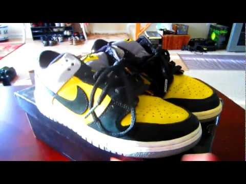 Nike Dunk SB BIC Size 9.5 For Sale