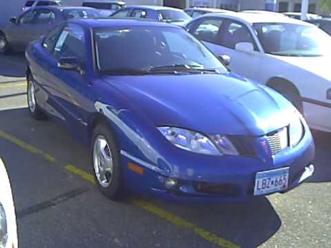 2003 Pontiac Sunfire Youtube