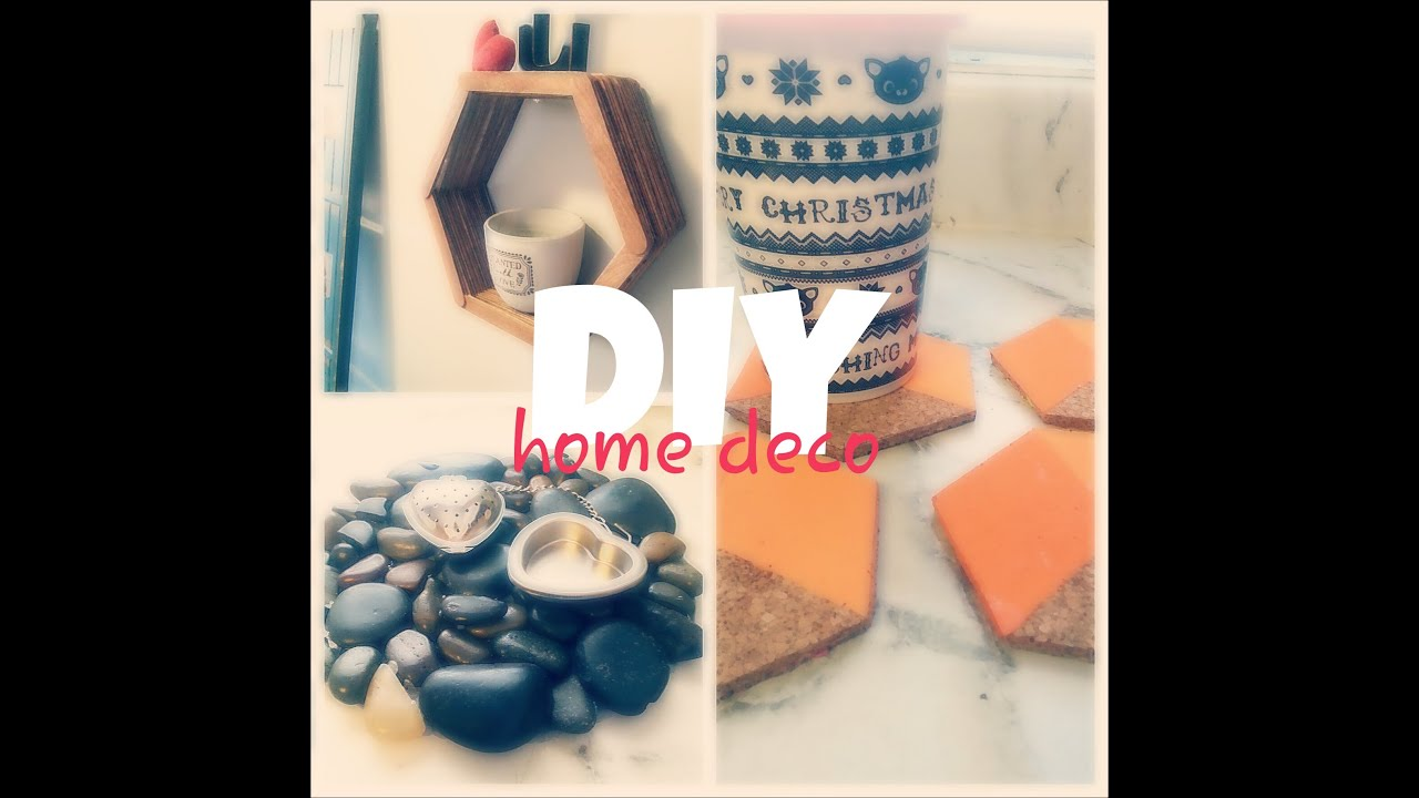 3 diy para decorar home decor faciles y baratos decora decorar tu casa barato - Decorar casa barato ...