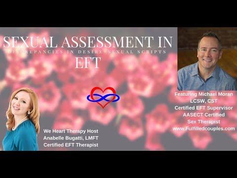 Sexual Assessment in EFT-Discrepancies in Desire & Sexual Scripts with Michael Moran