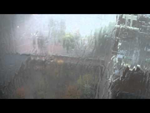 Heavy Rain/Wind at the University of Cincinnati