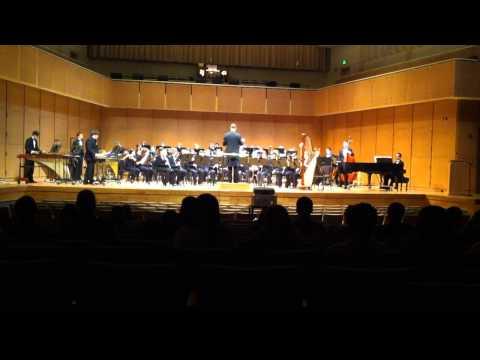 Illinois State University Symphonic Band - The Golden Gray