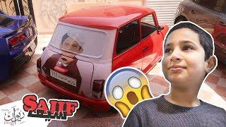 حطينا صورة صلوح على سيارته !! #وطلعنا فيها 😂🚗 ( لا يفوتكم )