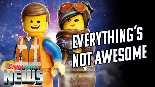 Is the LEGO Franchise Falling Apart? - Charting with Dan!