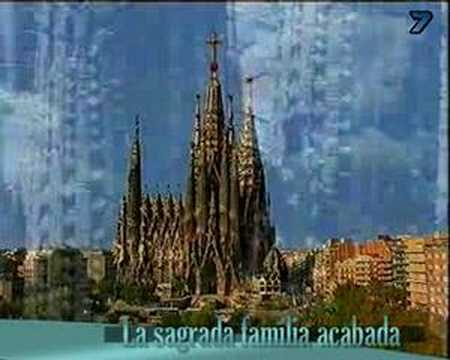 sagrada familia finished acabada youtube. Black Bedroom Furniture Sets. Home Design Ideas