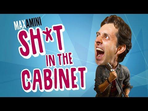 Sh*t in the Cabinet - NY - Max Amini - Go Ikea ;)