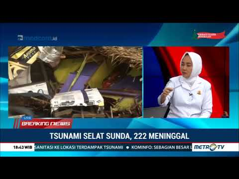 BMKG: Tsunami di Selat Sunda Termasuk Fenomena Langka Mp3