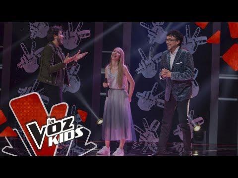 María Clara canta Te vi venir– Audiciones a Ciegas | La Voz Kids Colombia 2019