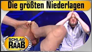 Best of Schlag den Raab: Stefans schlimmste Niederlagen - Schlag den Raab
